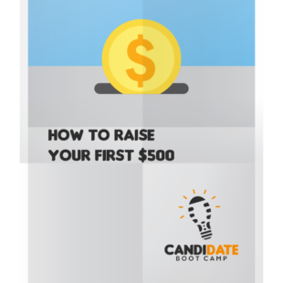 How to Raise Your First $500